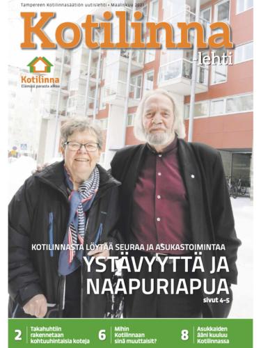 Kotilinna-lehti 1/2021